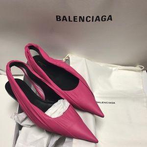 Balenciaga the knife shoes